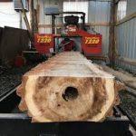 aserrado de madera