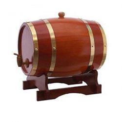 barril para almacenar bebidas alcoholicas de litro y medio