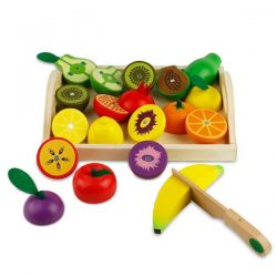 frutas y verduras de imitacion