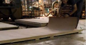 madera con propiedades elasticas