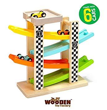 Circuito de coches de carrera