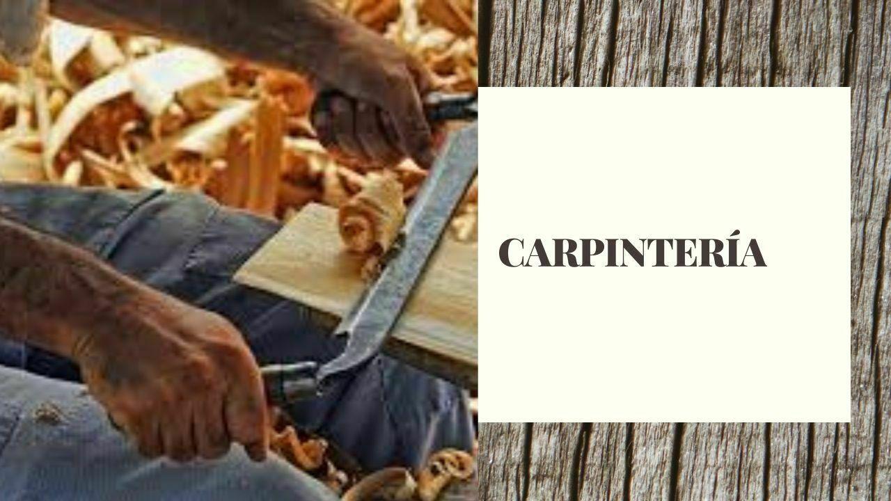 Carpinteria-miniatura