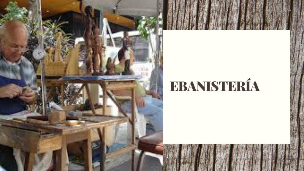 Ebanisteria-miniatura