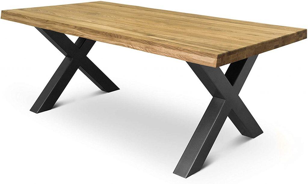 mesa-de-comedor-comifort-roble-macizo-color-ahumado