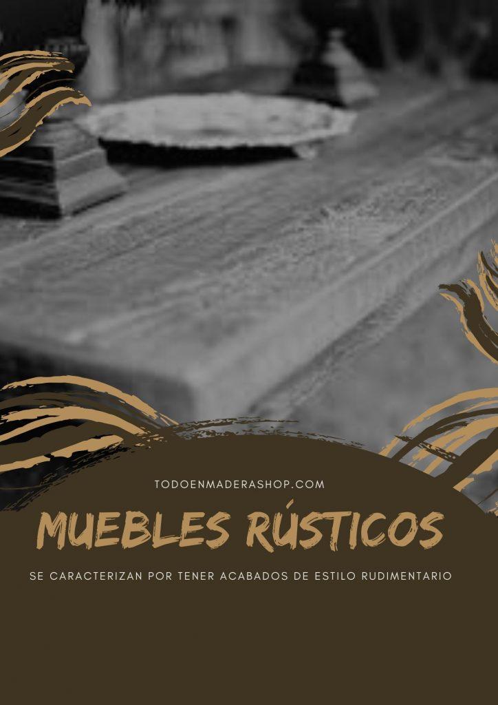 muebles-de-madera-rusticos